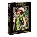 Tamara De Lempicka - Giovane Fanciulla Con I Guanti In Verde Museum 1000 pezzi (39332)