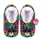 Pantofole leopardo Taglia 33