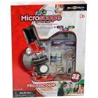 Microscopio 100-300-600x 33 Pcs