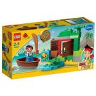 La Caccia al tesoro di Jake - Lego Duplo Jake e i Pirati (10512)