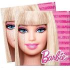 Tovaglioli Barbie 20 pezzi (5341)