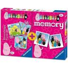 Memory + 3 puzzle Barbapapà (07343)