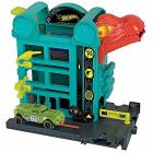 Hot Wheels City Playset Base Speed shop escape (GFY69)