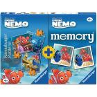 Memory + 3 puzzle Nemo