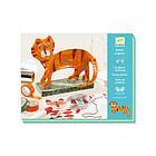 Crea Scultura Tigre (DJ09345)