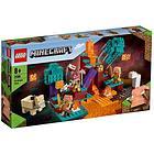 La Warped Forest - Lego Minecraft (21168)