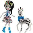 Enchantimals Zelena la Zebra (FKY75)