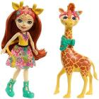 Enchantimals Gillian la Giraffa (FKY74)