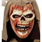 Maschera Zombie taglia unica (00355)