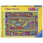 James Rizzi: Siamo Sul Cammino Per la Vostra Festa (1500Pc) (16356)