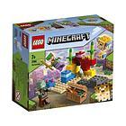 La barriera corallina - Lego Minecraft (21164)