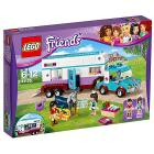 Rimorchio veterinario dei cavalli - Lego Friends (41125)