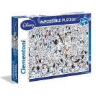 Puzzle Impossible Carica 101, 1000 Pezzi (39358)