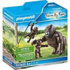 Famiglia Di Gorilla (70360)