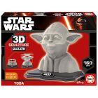 Puzzle 3D Sculpture Yoda (GG00361)