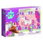 New Vertical Puzzle Unicorni - 48 pezzi (ALD-VP63)