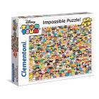 Puzzle Impossible Tsum Tsum 1000 Pezzi (39363)