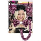 Set Travestimento leopardo rosa (8737R)
