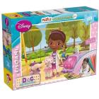 Puzzle Color Plus Super 108 Dottoressa Peluche (43750)