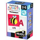 Flashcards Alfabeto Tattile e Fonetico (IT23752)