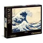 Puzzle 1000 Museum La Grande Onda di Hokusa (39378)