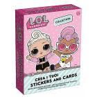 LOL Surprise Crea Stickers Card (73788)