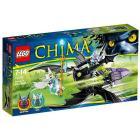 Il Pipistrello d'Assalto di Braptor - Lego Legends of Chima (70128)
