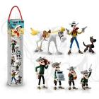 Lucky Luke - Tubo 7 Figure (70387)