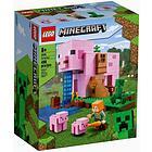 La pig house - Lego Minecraft (21170)