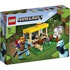 La scuderia - Lego Minecraft (21171)
