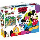 Puzzle In Bag 60 Mickey (73894)
