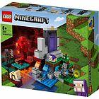 Il portale in rovina - Lego Minecraft (21172)