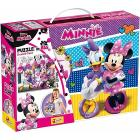 Puzzle In Bag 60 Minnie (73900)