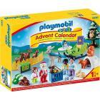 Calendario dell'Avvento 1.2.3 Natale Nel Bosco (9391)
