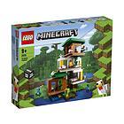 La casa sull'albero moderna - Lego Minecraft (21174)