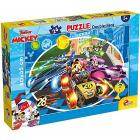 Puzzle double face Plus 24 Mickey (73986)