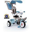 Triciclo Baby Balade Azzurro (7600741400)