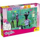 Puzzle double face Plus 24 Vampirina (74013)
