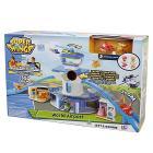 Super Wings playset torre controllo con 2 personaggi (UPW06000)
