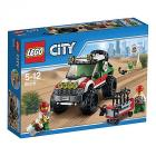 Fuoristrada 4 x 4 - Lego City Great Vehicles (60115)