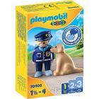 Poliziotto con cane 1.2.3 (70408)