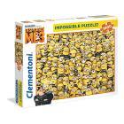 Puzzle Impossible Minions 1000 Pezzi (39408)