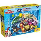 Puzzle double face Supermaxi 24 Mickey (74099)