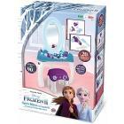 Specchiera con sgabello Frozen 2