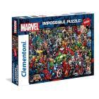 Marvel 1000 pezzi Impossible Puzzle (39411)