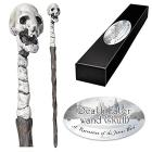 Hp Wand -Death Eater Skull- 8221