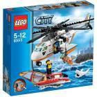 Elicottero della Guardia Costiera - Lego City (60013)
