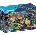 Playmobil Nascondiglio Tesoro dei Pirati