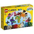 Giro del mondo - Lego Classic (11015)