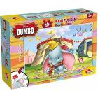 Puzzle double face Supermaxi 35 Dumbo (74150)